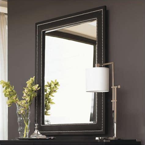 lexington black ice quartz mirror wall mirrors