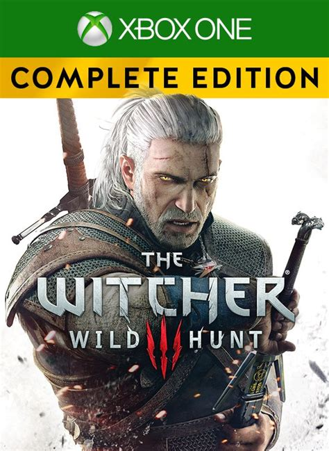 Ps4 The Witcher 3 Hunt Complete Edition the witcher 3 hunt complete edition for playstation 4 2016 mobygames