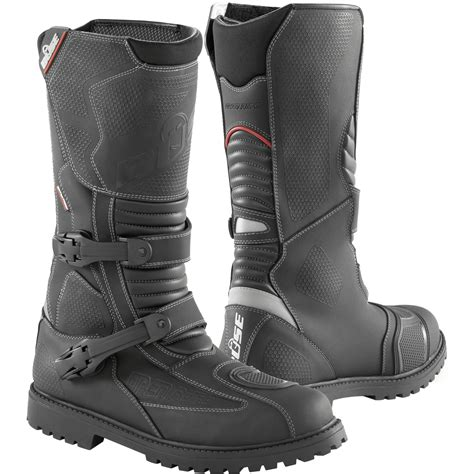 road boots buse open road adventure motorcycle boots motorbike