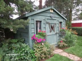 Backyard Shed Ideas Garden Shed Mania Gallery Of Ideas Empress Of Dirt