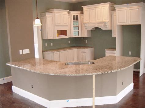 Giallo Ornamental Light Granite White Cabinets by Ornamental31110dscf1736 Jpg