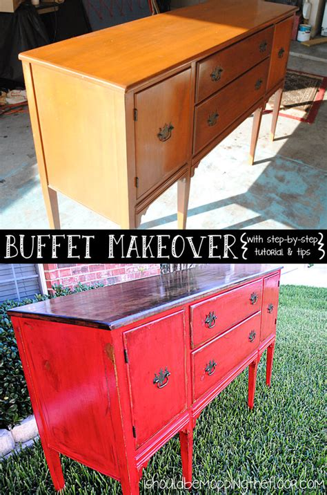 old furniture makeovers thrift store furniture makeover dresser