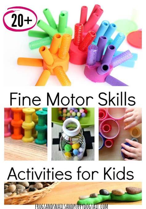 motor skills in motor skills activities for motor skills