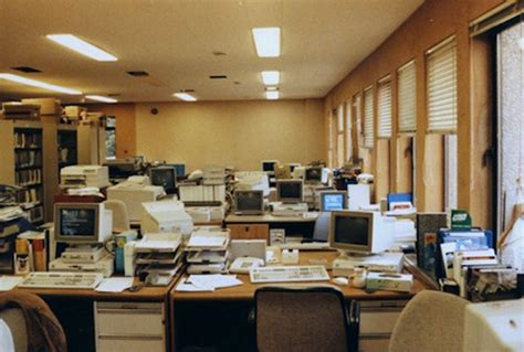 The Evolution of Office Spaces   Around the house, The
