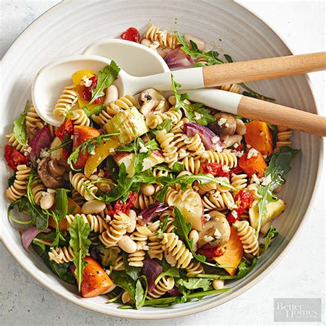vegetarian pasta salad recipe roasted pumpkin pasta salad recipes