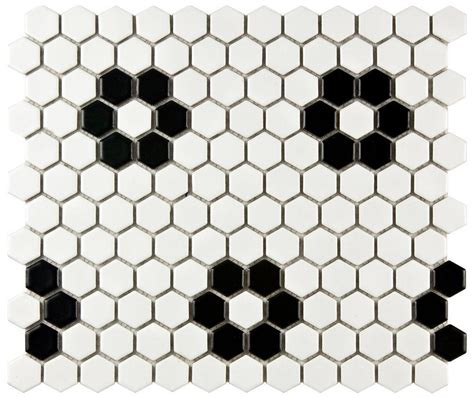 black and white hexagon bathroom floor tile black white bathroom floor tile hexagon 2017 2018 best
