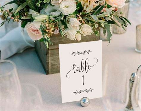table numbers for wedding reception best 25 wedding table numbers ideas on table