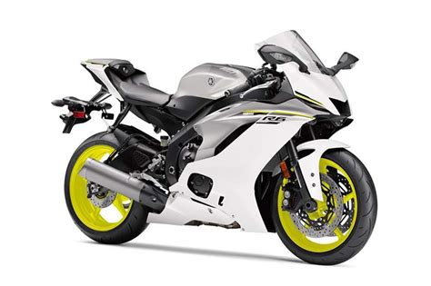 Yzf R6 Motor Unit 2017 Yamaha Yzf R6 Gets Abs Traction More