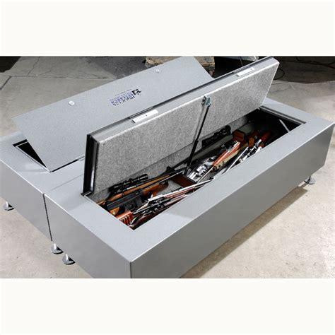 Bed Frame Gun Safe 15 Places To Mount A Pistol Safe In Bed Frame Gun Safe