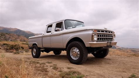 ICON 1965 Ford Crew Cab Reformer Project EPIC!!!   YouTube
