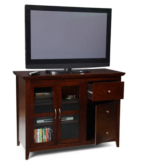 small wall mounted enclosed tv cabinets for flat screens
