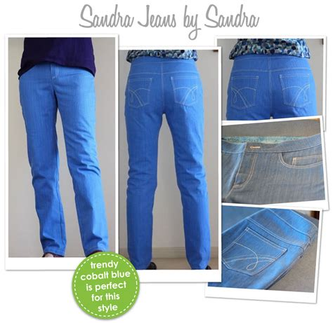 Sandra Jeans Pattern Review | sandra narrow leg jean style arc