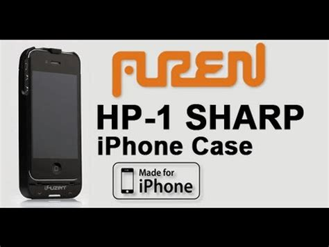 Muzzle Iphone All Hp 1 ifuzen hp 1 sharp iphone w headphone lifier extended battery