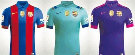 Tshirt Futbol Sala nike ya fabrica la nueva camiseta publicidad fc