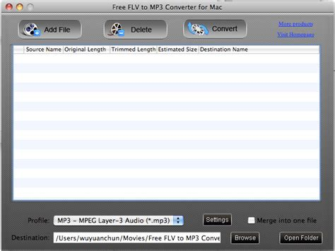 download mp3 free for mac download free free flv to mp3 converter for mac by t7r