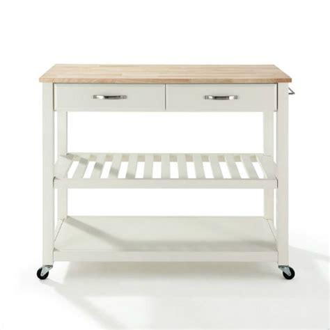 york white painted hevea hardwood kitchen trolley island white kitchen trolley interior design