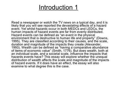 An Essay On Newspaper by 10 03 09y12 Essay Introduction Hazardsppt