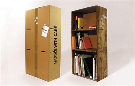 Schrank Aus Pappe Basteln by Cardboard Furniture Techeblog
