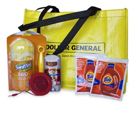 Dollar General Giveaway - dollar general p g everyday heroes prize pack giveaway