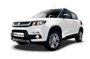 Suzuki Vitara Price Maruti Suzuki Vitara Brezza Launched Every Detail Here