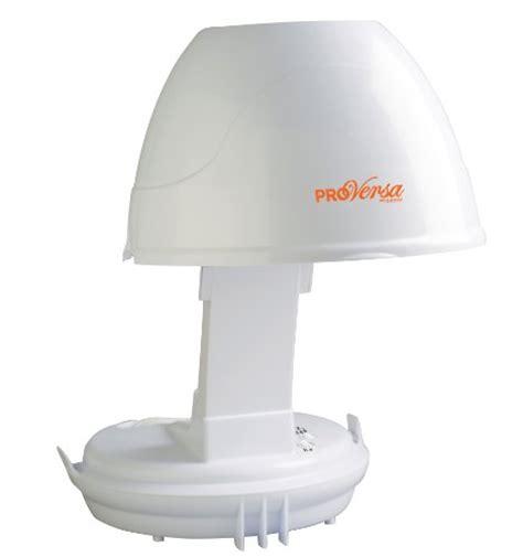 Hair Dryer Bonnet Reviews pro versa jhbd100 salon style bonnet folding hair dryer white health and in the