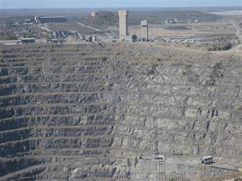 Open Pit Phalaborwa Open Pit Mine Phalaborwa South Africa