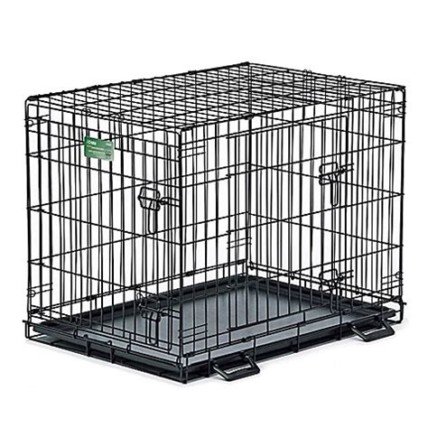 36 inch crate buy icrate door folding 36 inch crate with divider from bed bath beyond