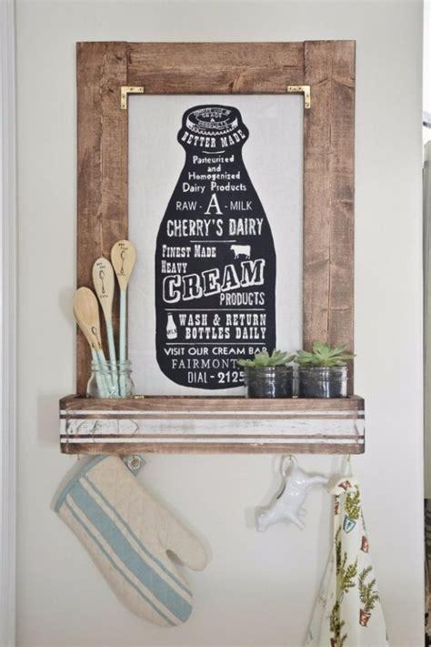 kitchen wall decor ideas diy 32 creative diy decor ideas for your kitchen