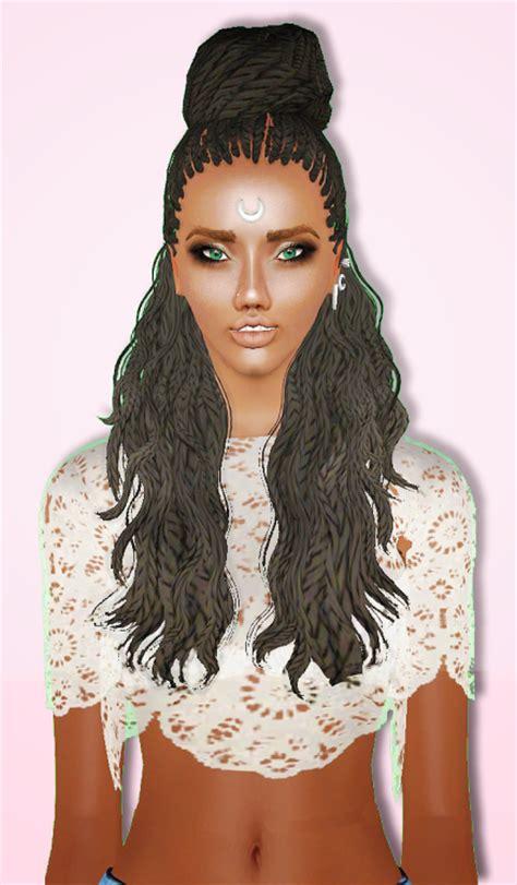 sims 3 african american hairstyles sims 3 cc hair tumblr