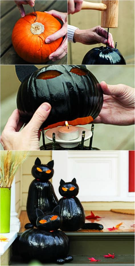 40 easy to make diy halloween decor ideas diy crafts 15 incredibly easy diy halloween decorations with instructions