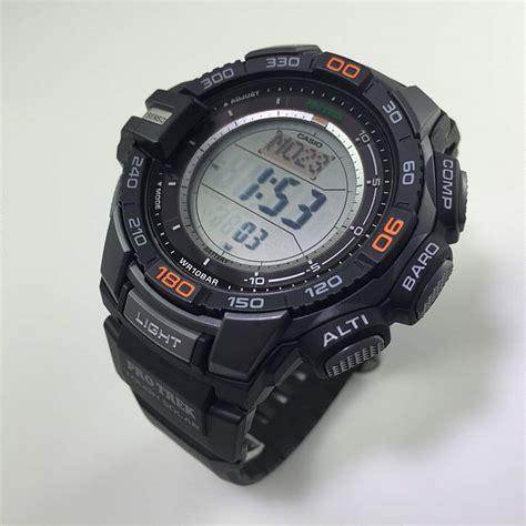 casio prg 270 casio pro trek prg270 1 solar compass prg 270 1cr