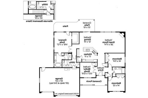 luxury floor plans for new homes fieldstone homes floor plans luxury ranch house plans fieldstone 30 607 associated designs new