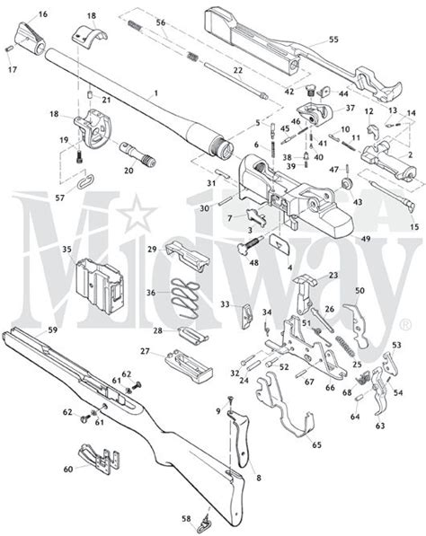 Ruger 1 Parts Diagram ruger m77 parts list diagram ruger no 1 parts diagram