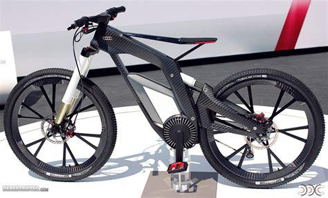 Mountainbike Audi by Audi Electric Bike Revealed Electricbike