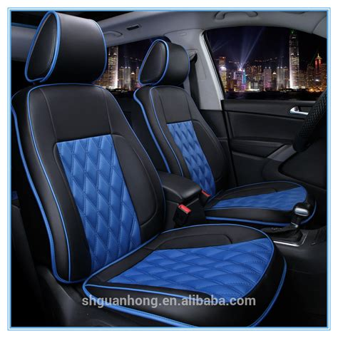 Bathtub Gel Luxury Leather Auto Car Seat Cover Design Comfortable