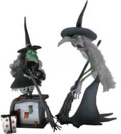 Expressions Home Decor nightmare before christmas witches action figure from our