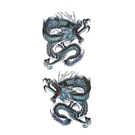 tattoo paper singapore dragon totem design animal waterproof temporary tattoo