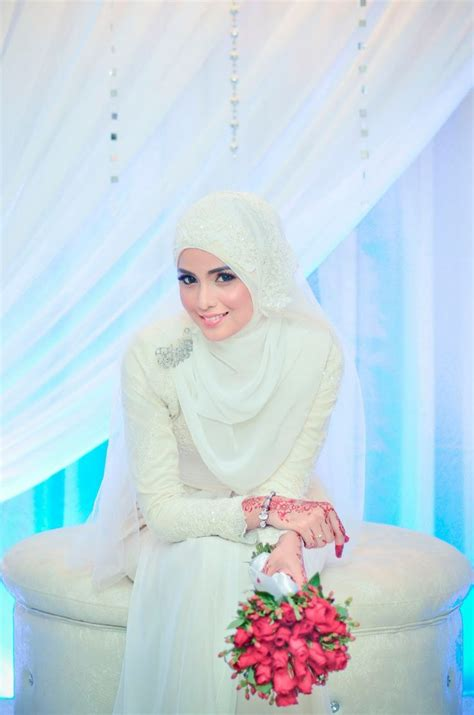 Baju Muslim Simple 44 best baju nikah sanding images on bridal gowns bridal and wedding gowns
