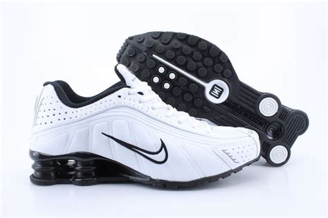 awesome nike running shoes awesome determination r4 shox white womens black running