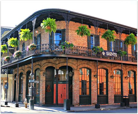 Mardi Gras Hotels With Balconies by New Orleans Homes And Neighborhoods 187 The French Quarter