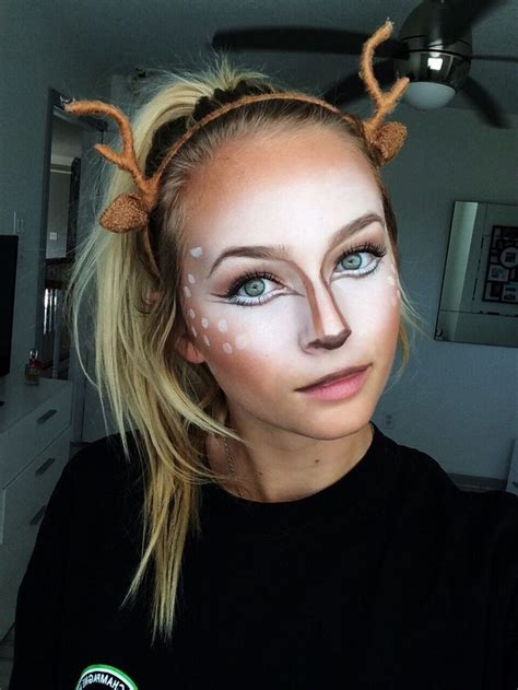 1000 images about makeup on pinterest lorraine makeup oltre 1000 idee su trucco del cervo su pinterest costume