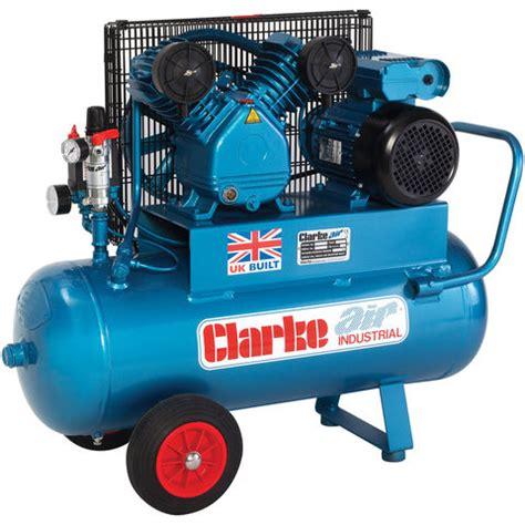 clarke xepv16 50 industrial air compressor 230v machine mart machine mart