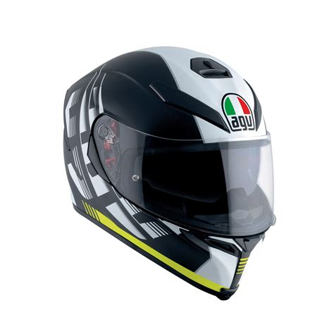 Helm Agv K5 agv k5 s darkstorm matt helmet