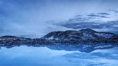 wallpaper blue lagoon iceland blue lagoon wallpaper 76359