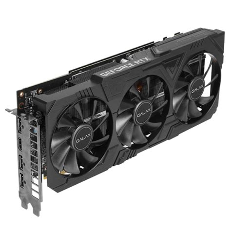 galax geforce rtx  super  gamer black edition