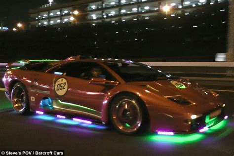 japanese custom cars lighting up s custom supercar crew