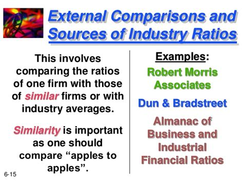 almanac of business industrial financial ratios almanac of business and industrial financial ratios books analysis of financial statement