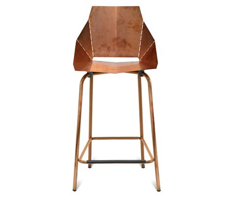 Real Chair Copper Real Chair Counterstool Copper Bar Stools From