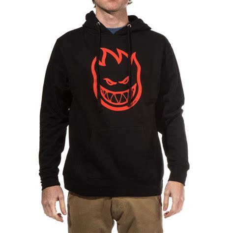 Spitfire Sweatshirt spitfire bighead lightweight pullover hoodie black