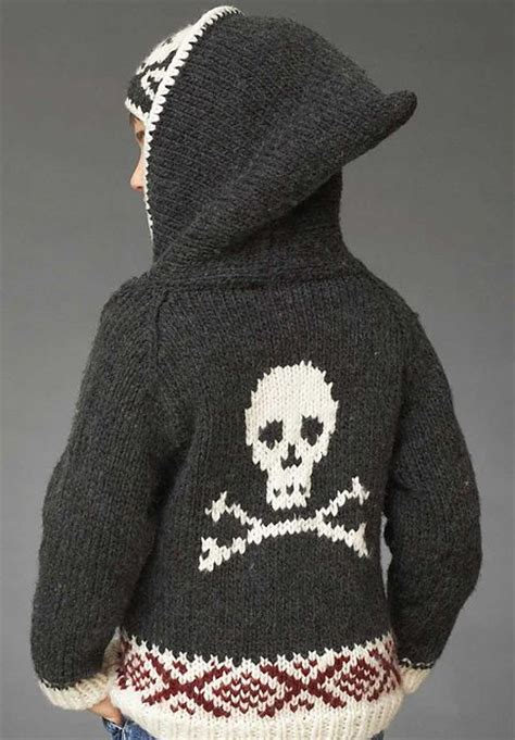 pattern for pirates cardigan this is actually a girl s sweater but i could adapt it